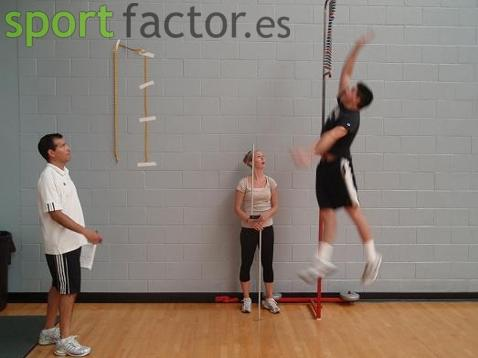 Cómo mejorar el salto vertical