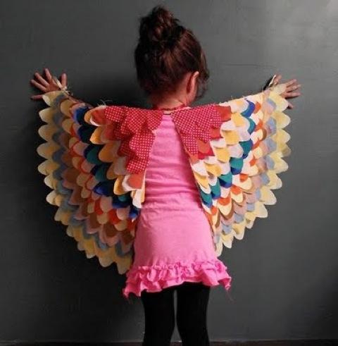 Los disfraces caseros para niños más originales