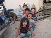Kampong Chhnang pueblos flotantes Tonle