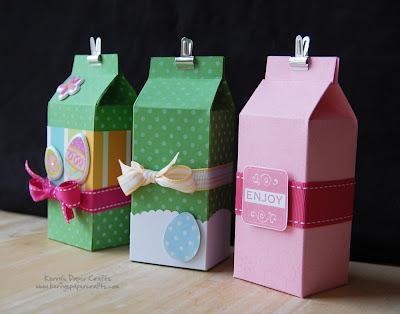 Un Paquete Genial Con Cartones De Leche Paperblog