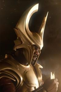 Idris Elba se deja querer para ser Luke Cage en el cine