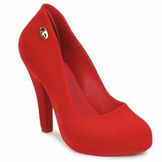 Melissa: Calzado fashionista