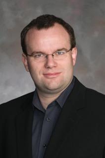 Peter Harms. Fuente: Universidad de Nebraska-Lincoln.