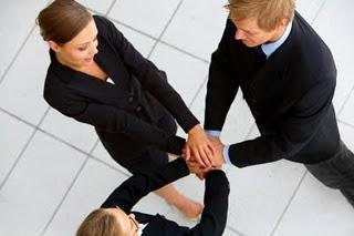 Los empleados que confían en el talento de sus compañeros son más eficientes