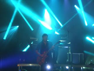 Concierto Simple Minds. Madrid (15-02-2012)