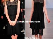 Rooney Mara front Calvin Klein. ¿Eligirá diseños para Oscars?