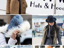 NYFW Inspiration: Hats Hoods