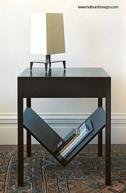 Mesa de luz moderna, mueble de diseño. - Paperblog - photo#48