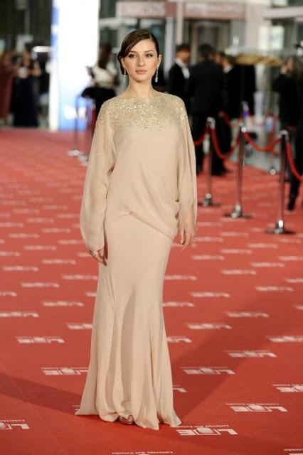 Red Carpet:  Premios Goya 2012
