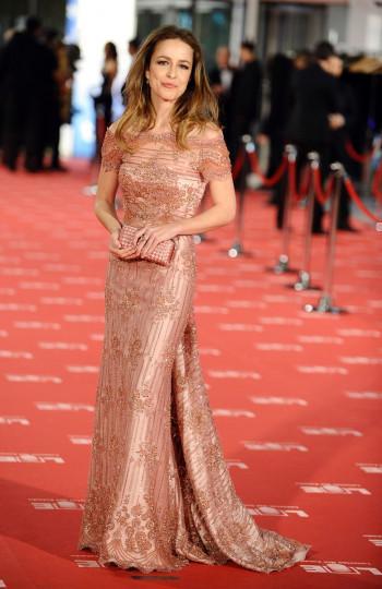 Red Carpet:  Premios Goya 2012