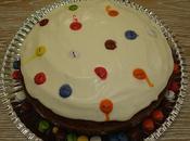 pastel cumpleaños Vero