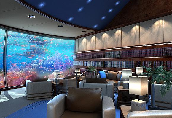 Un resort bajo el mar poseidon undersea fiji paperblog for Hoteles mas lujosos del mundo bajo el mar