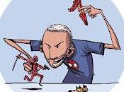 Axel Charge: escritores 'Avengers X-Men'