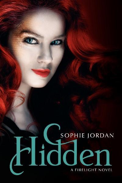 Portada y Sinopsis: Hidden de Sophie Jordan (Firelight 3)