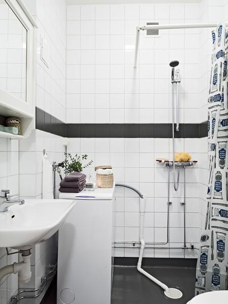 Cuartos de baño con lavadora - Paperblog