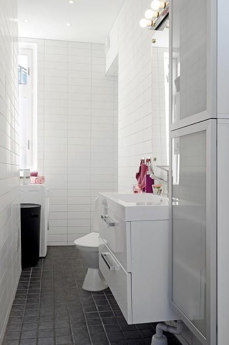 Decorar Baño Lavadora:cuartos de baño nórdicos Cuartos de baño con lavadora cuarto de