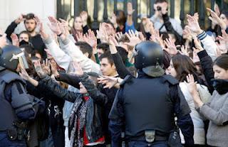 En defensa de las protestas y reivindicaciones lícitas, justas y pacíficas