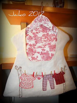 Mi bolsa para las pinzas de la colada paperblog for Como reciclar ropa interior