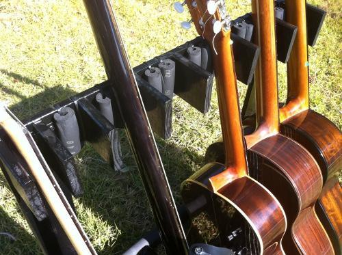 Crea un organizador de guitarras paperblog for Mueble guitarras