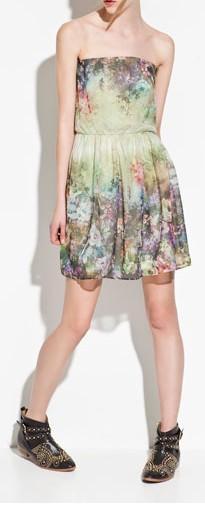 Vestidos Zara Primavera 2012
