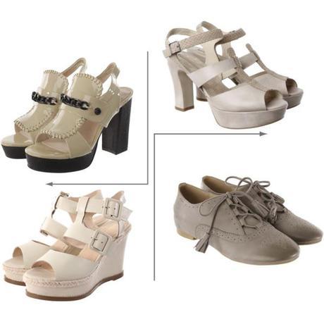 Zapatos y Sandalias Salvador Bachiller para Primavera/Verano 2012