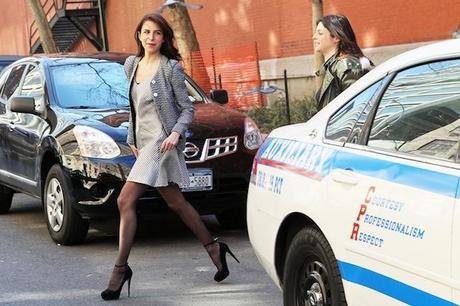 STREET LOOKS AT NY FASHION WEEK AW 2012
