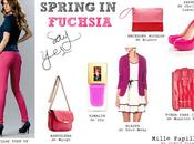 Primavera colores: FUCSIA