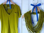 DIY: collar hecho camiseta!