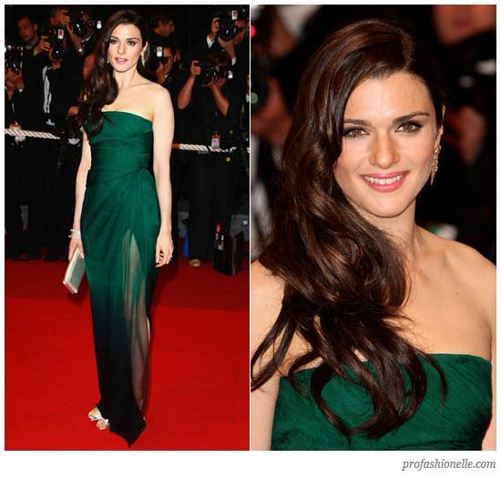 Maquillaje para vestido verde fiesta