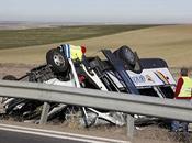 Fallece joven Fontiveros accidente autobús escolar Villanueva Aceral (Ávila)