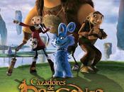 Cazadores dragones (Guillaume Ivernel, Arthur Qwak, 2.008)
