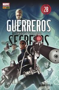 Guerreros Secetros #28 (último número)