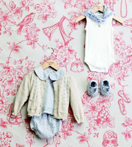 NiceThings Mini, looks de moda para niñas
