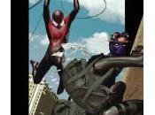 dibujante David Márquez Ultimate Comics Spider-Man