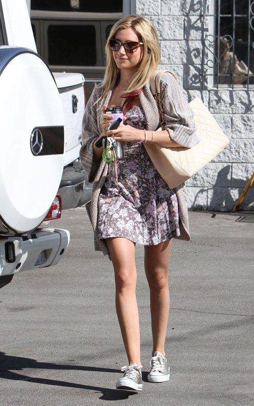 Look del día: Ashley Tisdale