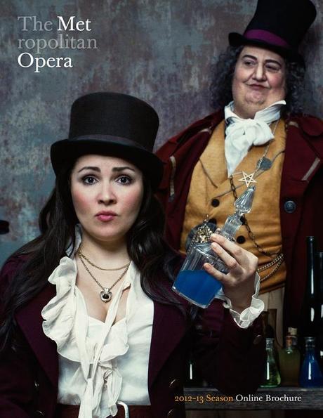 ÓPERA EN CINES: 2012–13 Live in HD TEMPORADA MET- NEW YORK
