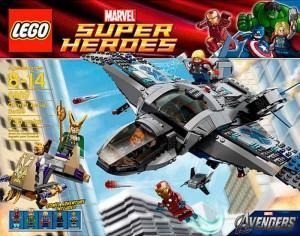 [Spoiler] Nuevo vistazo a villanos de Los Vengadores gracias a Lego