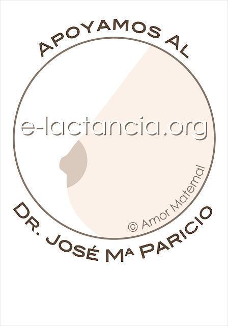 Concentración en apoyo al Dr. Paricio. Actualizaciones y poster imprimible