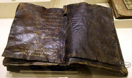 Investigan una biblia de 1500 años en Ankara