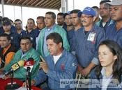 Sectores socialistas Guayana expresaron compromiso empresas