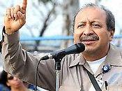 presidente trabajador ALCASA Bolívar: Destituido Elio Sayago, quien designado Jefe Estado producto proceso consulta bases laborales mayo 2010.