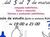 Cursos talleres sobre radio 2012