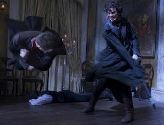 Trailer: Abraham Lincoln: Cazador de vampiros (Abraham Lincoln: Vampire Hunter)