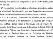 Res.147/12 SSSALUD.