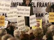 Víctimas franquismo piden investigar crímenes tras absolucion Garzón