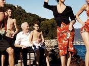 Dolce Gabbana 2012 Campaign Famiglia
