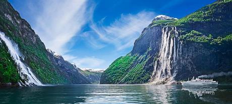 Viaje desde Bergen hasta el Cabo Norte