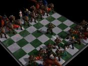 Brutal Chess recrea tres dimensiones tablero ajedrez para partida aire realismo
