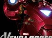 armadura Mark Iron Vengadores estará cargada gadgets