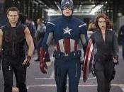 Jeremy Renner Scarlett Johansson hablan Vengadores